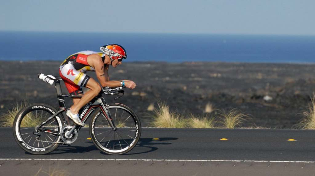 Ironman Bike Pace Strategy