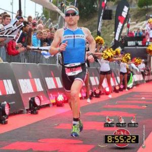 IRONMAN 140.6 Barcelona Finish Line